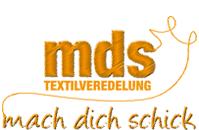 MachDichSchick Textilveredelung – deine Profi Stickerei aus Suhl / Thüringen Logo